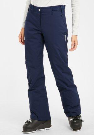 Outdoor trousers - dark navy