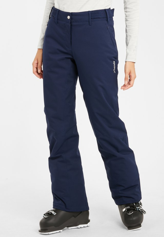 Outdoor trousers - dark navy