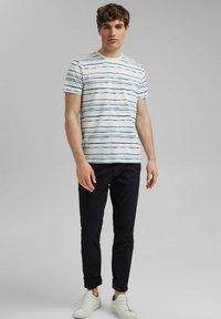 Esprit - T-shirt print - blue - 1