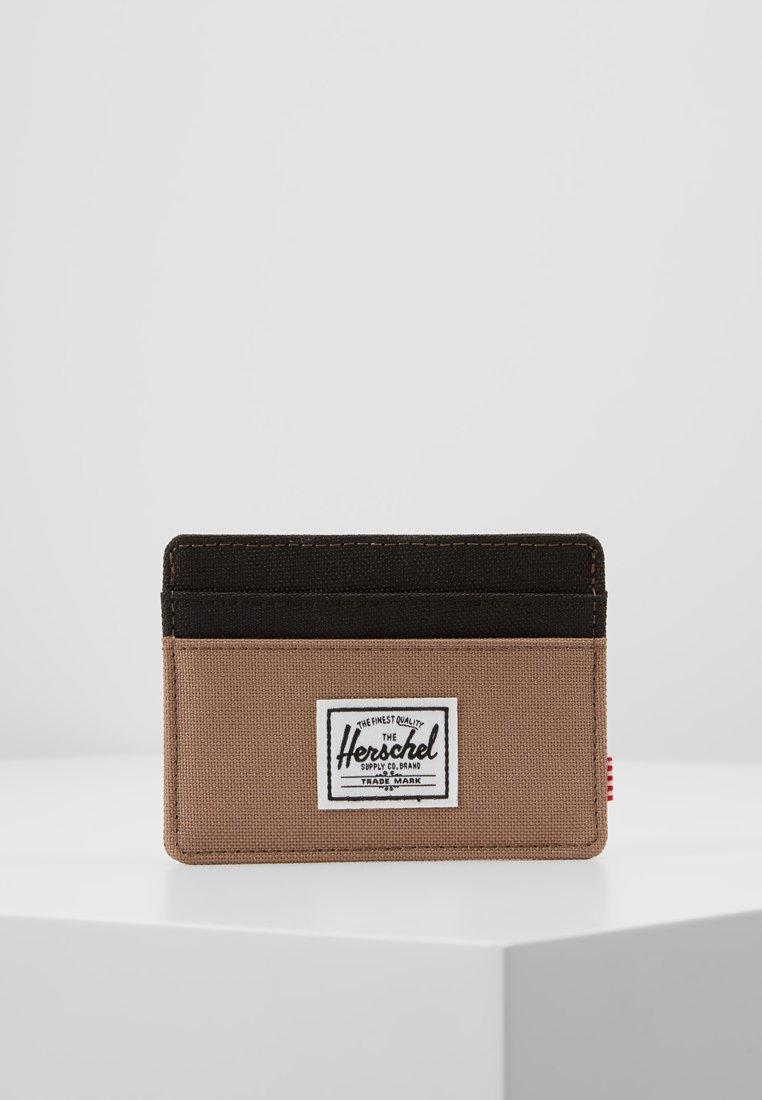 Herschel - CHARLIE - Wallet - pine bark/black