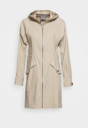 BRIAR HOODED ZIP  - Outdoorjakke - beige