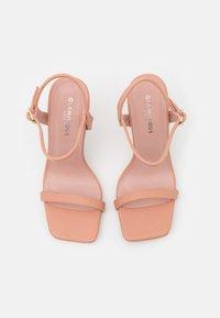 Glamorous - Sandaler - dark blush - 4