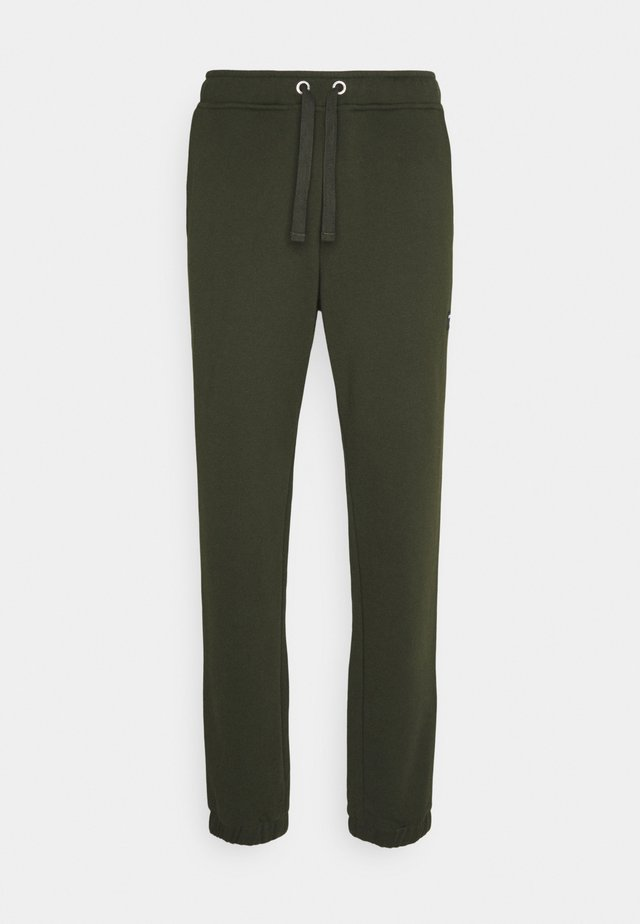 CENTRE PANT - Tracksuit bottoms - rosin