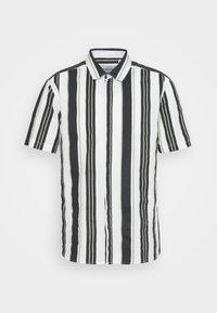 Only & Sons - ONSKETAN LIFE SLUB STRIPE SHIRT - Shirt - dark navy - 4