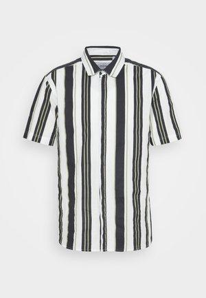 ONSKETAN LIFE SLUB STRIPE SHIRT - Camisa - dark navy