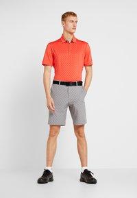adidas Golf - Polotričko - real coral/grey - 1