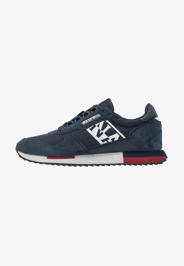 Sneakersy niskie - blue marine