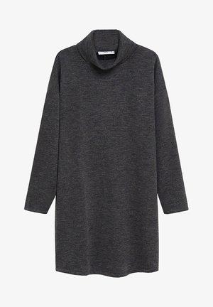 MAXIME7 - Jumper dress - tmavě šedá vigore