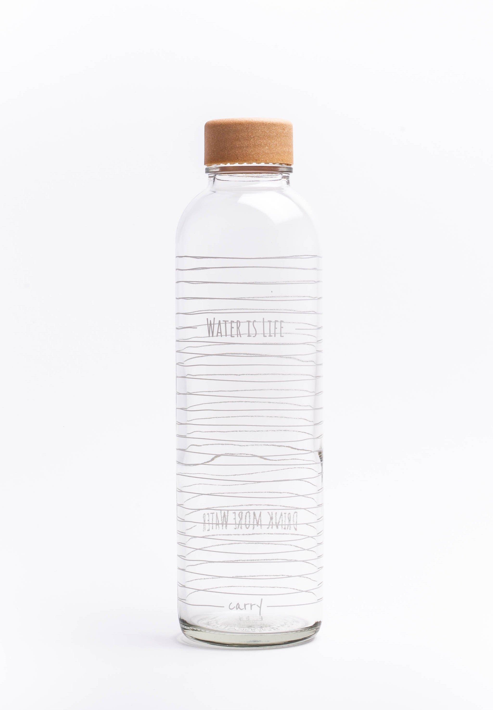 Herren WATER IS LIFE - Trinkflasche