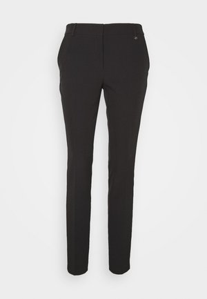 PANT CIGARETTE - Trousers - nero
