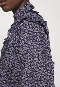 Résumé - CHELSEA BLOUSE - Button-down blouse - navy - 4