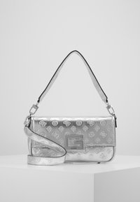 BRIGHTSIDE SHOULDER BAG - Handbag - silver