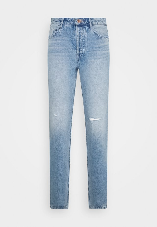 ELIZABETH  - Jeans baggy - blue denim