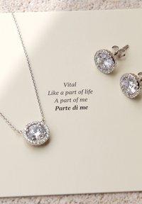 Parte di Me - Necklace - silver-coloured - 5