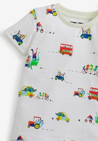 Next - T-shirt print - grey - 2