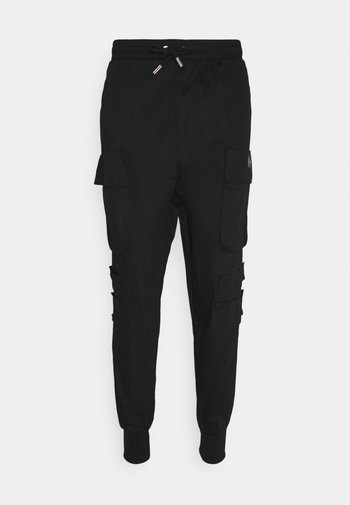 NEW PANTS - Cargo trousers - black