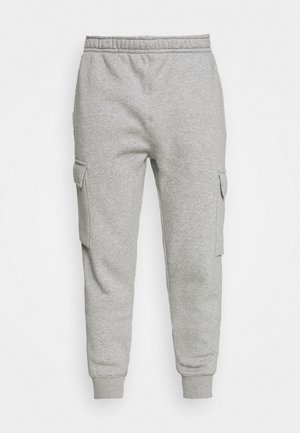 PANT  - Tracksuit bottoms - grey heather