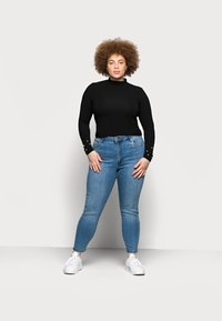 Cotton On Curve - ADRIANA - Jeans Skinny Fit - boston blue - 1