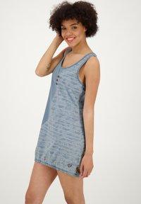 alife & kickin - CAMERONAK DNM - Day dress - light denim - 3