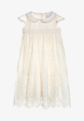 VINTAGE OCCASION DRESS BABY  - Cocktail dress / Party dress - ecru