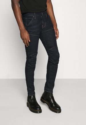 5620 3D SKINNY - Jean slim - visor r stretch denim - dk aged