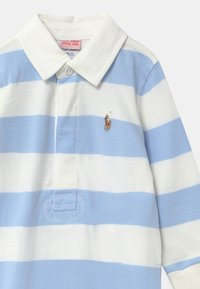 Polo Ralph Lauren - RUGBY ONE PIECE  - Combinaison - beryl blue/white - 2