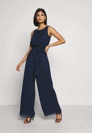 Jumpsuit - dark blue