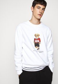 Polo Ralph Lauren - MAGIC - Sweatshirt - white - 4