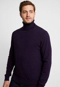 Pier One - Sweter - dark purple - 3