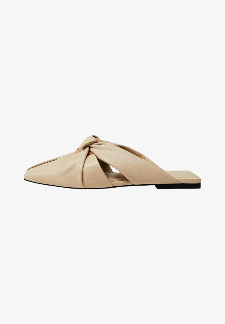 Mango - WENDY - Sandals - open beige