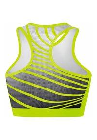 Erima - BRA DAMEN - Sport BH - yellow - 1