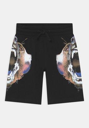 BERMUDA BEAR - Teplákové kalhoty - black