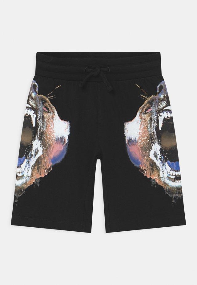 BERMUDA BEAR - Pantalon de survêtement - black
