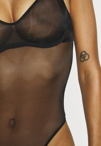 Agent Provocateur - LUCKY STRUCTURED - Body - black - 5