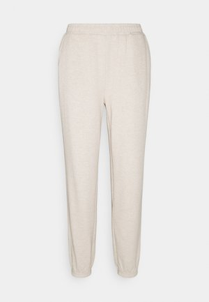 Regular Fit Jogger - Tracksuit bottoms - white