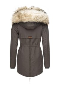 Navahoo - Winter coat - anthracite - 1