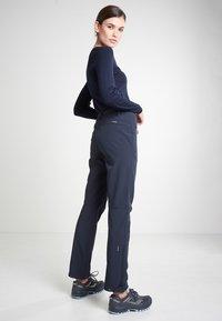 Icepeak - BOVILL - Outdoor trousers - dunkel blau - 2