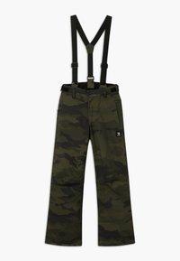 Brunotti - FOOTSTRAP BOYS - Snow pants - pine grey - 0