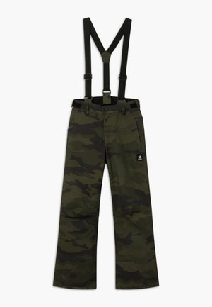 FOOTSTRAP BOYS - Snow pants - pine grey