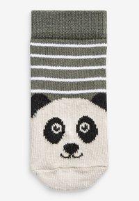 Next - 5 PACK  - Socks - green - 4
