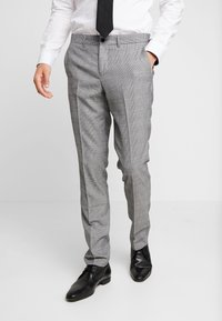 Lindbergh - CHECKED SUIT - Suit - grey - 4