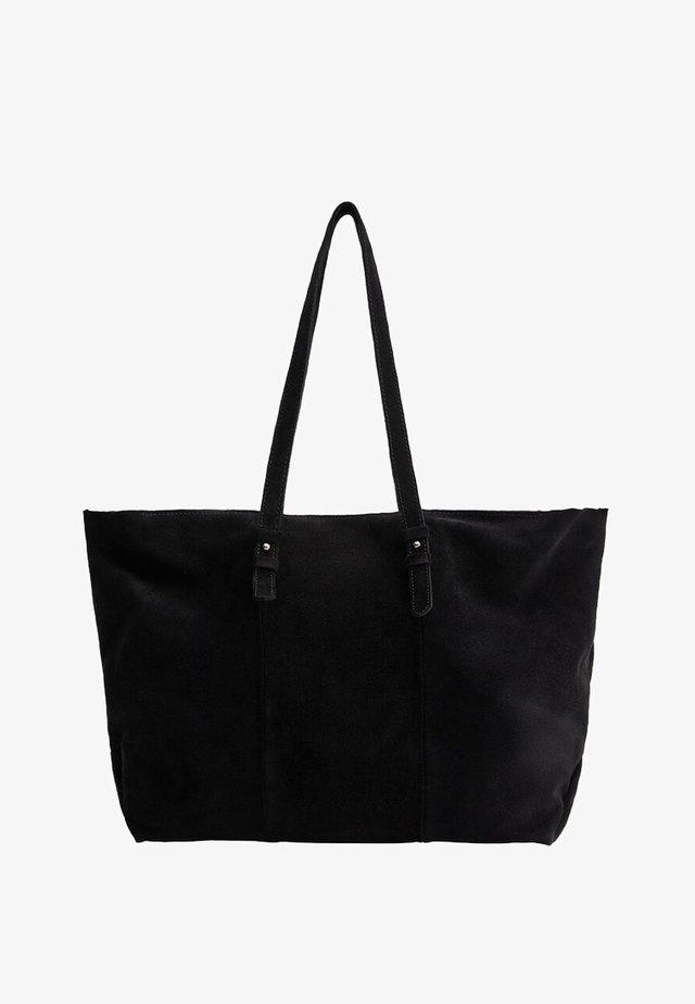 Shoppingveske - schwarz