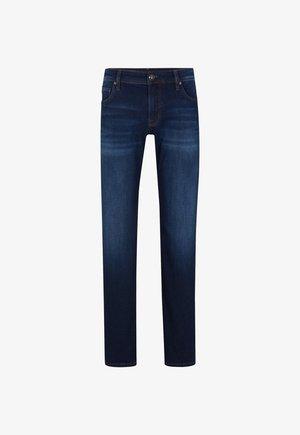 Straight leg jeans - navy-blau
