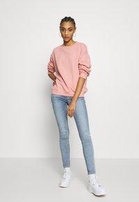 Monki - Sweatshirts - pink dusty - 1