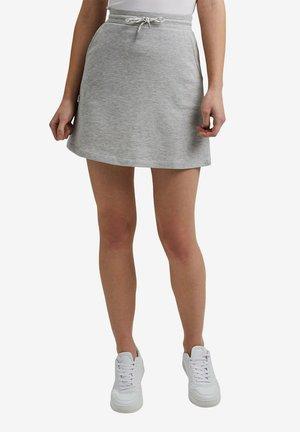 Spódnica mini - light grey