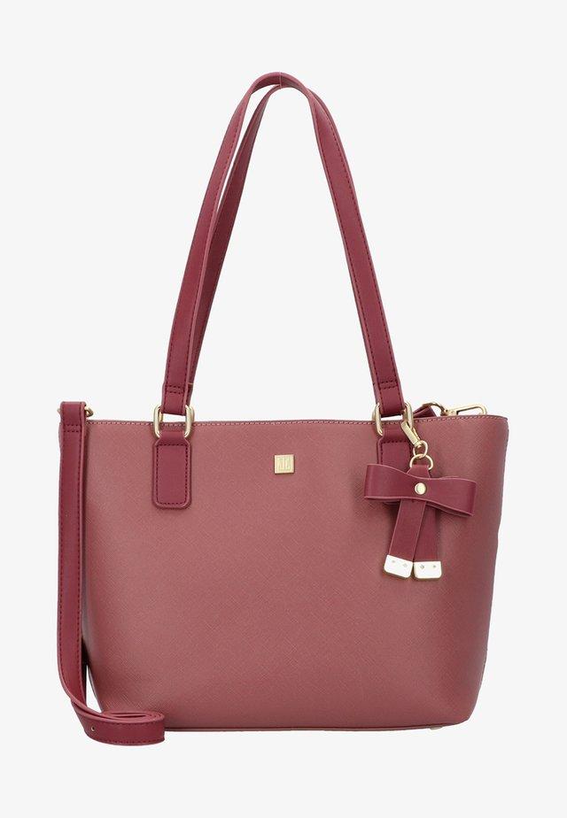 SAFFIANO  - Handbag - rosewood