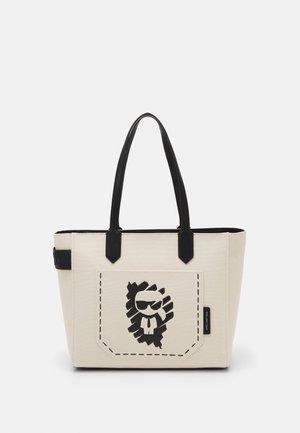 IKONIK GRAFFITI TOTE - Tote bag - natural