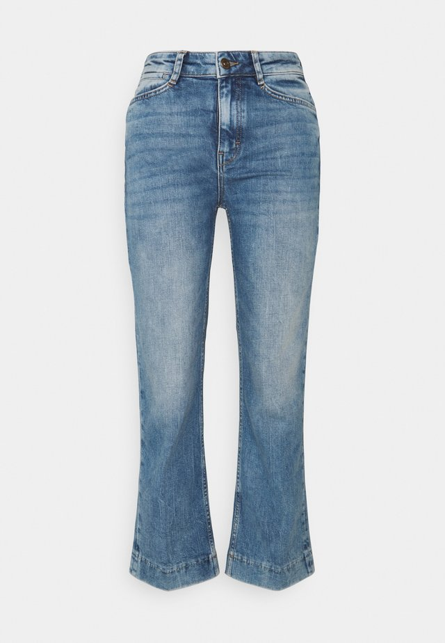 SPEAK - Jeans a zampa - blau