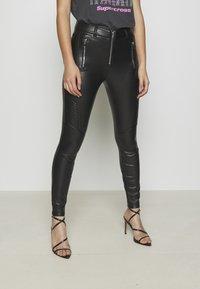 Topshop - Trousers - black - 0