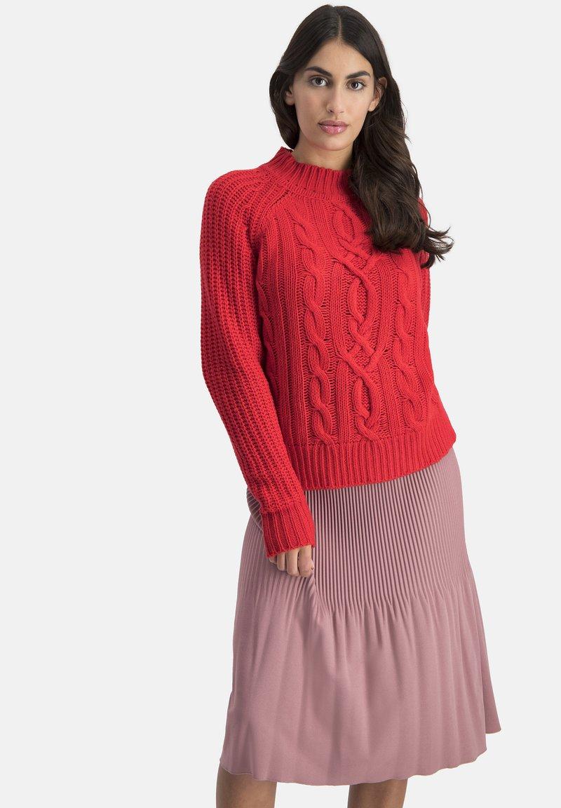 Nicowa - SANBETA - Jumper - red